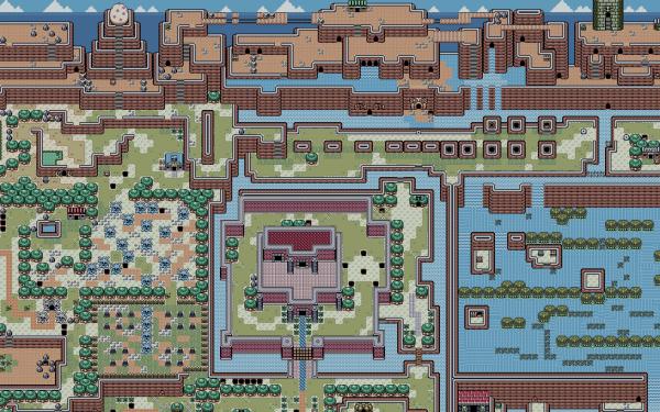 Video Game The Legend of Zelda: Link's Awakening Zelda HD Wallpaper | Background Image