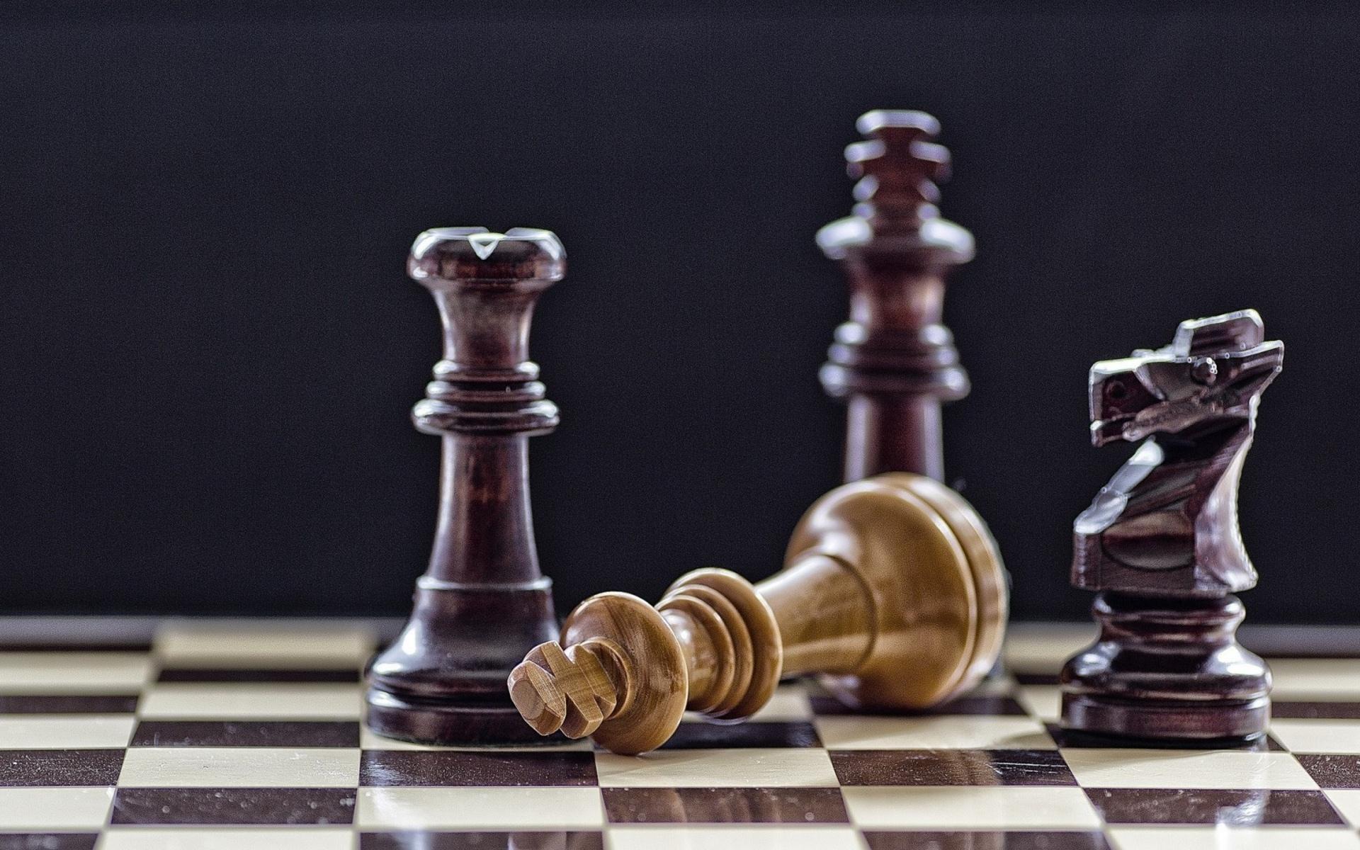 Chess Hd Wallpaper Background Image 1920x1200 Id381340