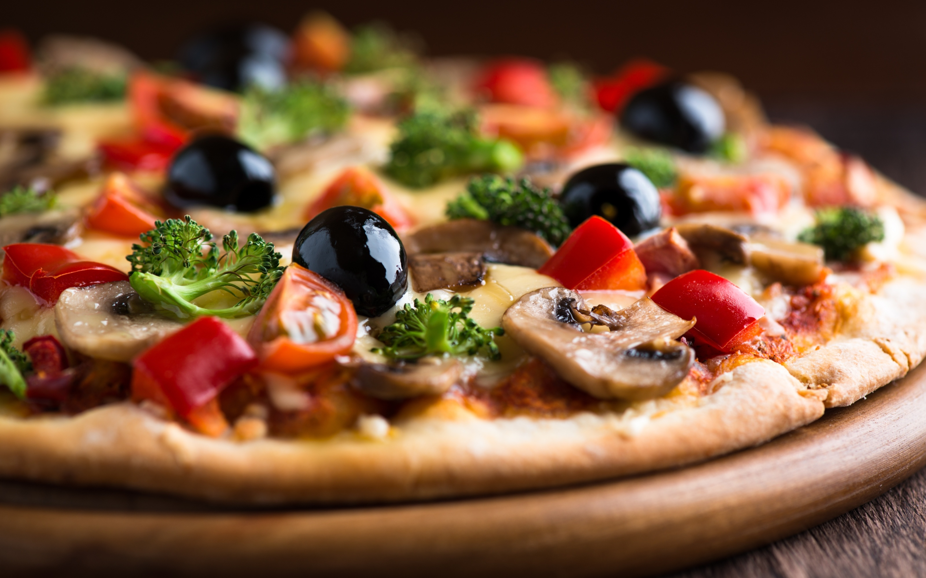 307 Pizza HD Wallpapers