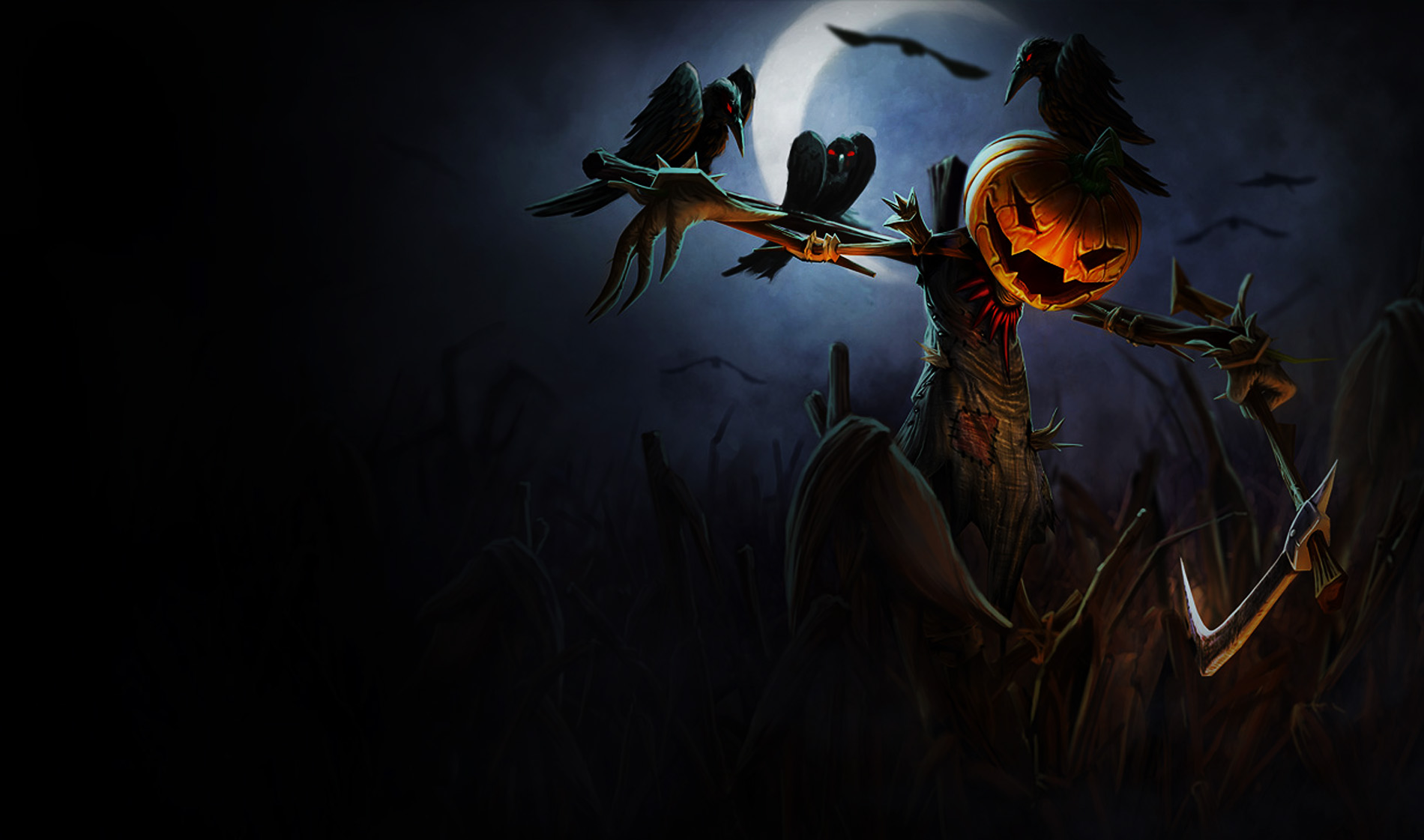 Fiddlesticks Wallpaper and Background | 1900x1121 | ID:381860
