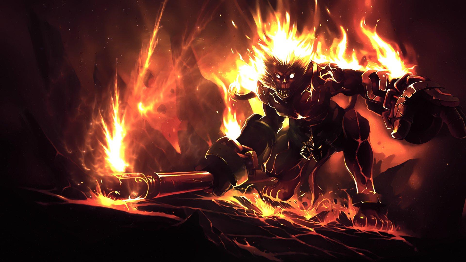 Video Game - League Of Legends  Wukong (League Of Legends) Wallpaper