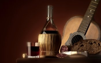 Food - Wine Wallpapers and Backgrounds ID : 381274