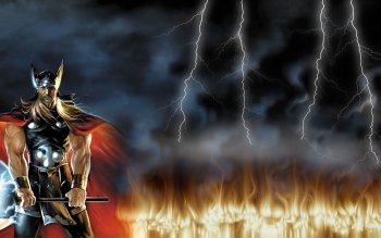 Comics - Thor Wallpapers and Backgrounds ID : 381659