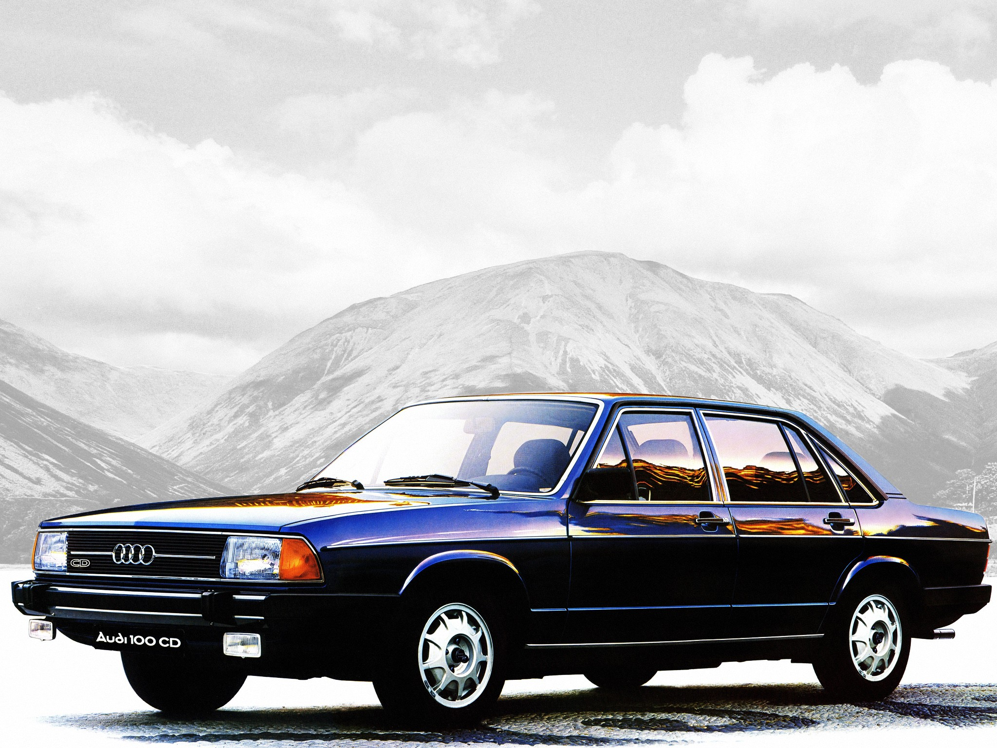 2 Audi 100 Hd Wallpapers Backgrounds Wallpaper Abyss