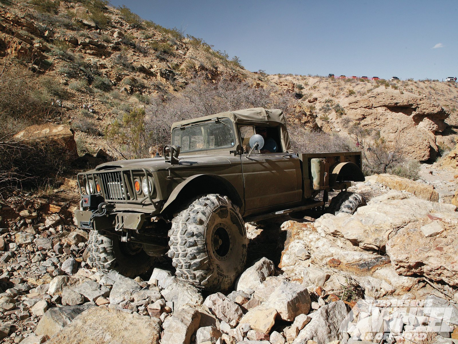 Thumb on Kaiser Military Vehicles