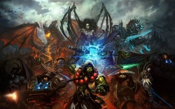 Video Game - World Of Warcraft Wallpapers and Backgrounds ID : 382409