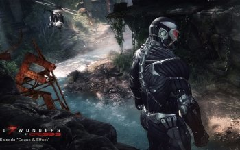 Video Game - Crysis 3 Wallpapers and Backgrounds ID : 382420