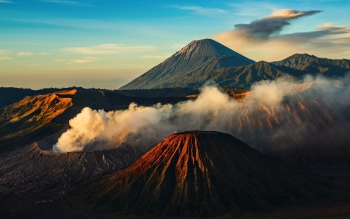 Earth - Volcano Wallpapers and Backgrounds ID : 382437