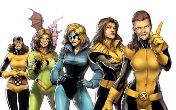 Comics - X-men: Evolutions Wallpapers and Backgrounds ID : 382586