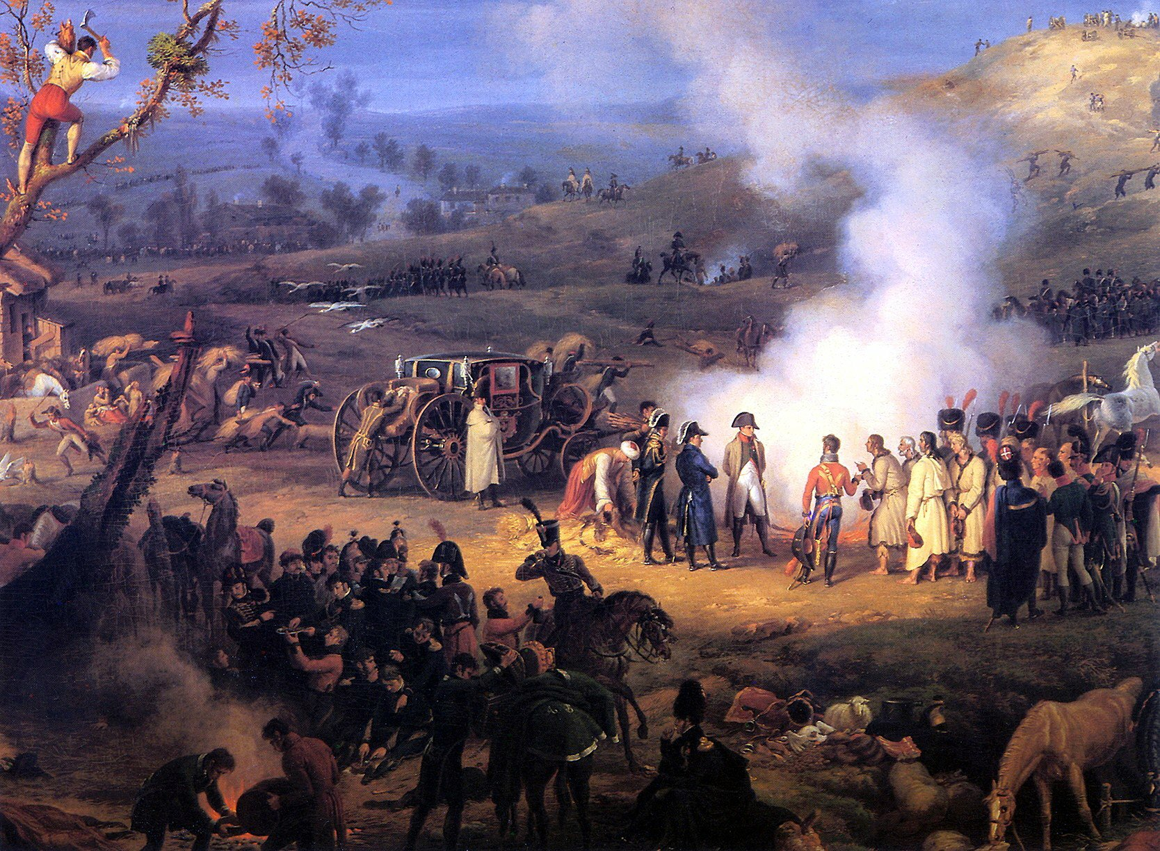 Artistic - Battle Of Austerlitz  Wallpaper