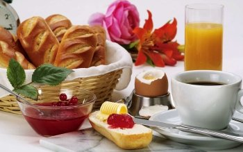 Food - Breakfast Wallpapers and Backgrounds ID : 383761