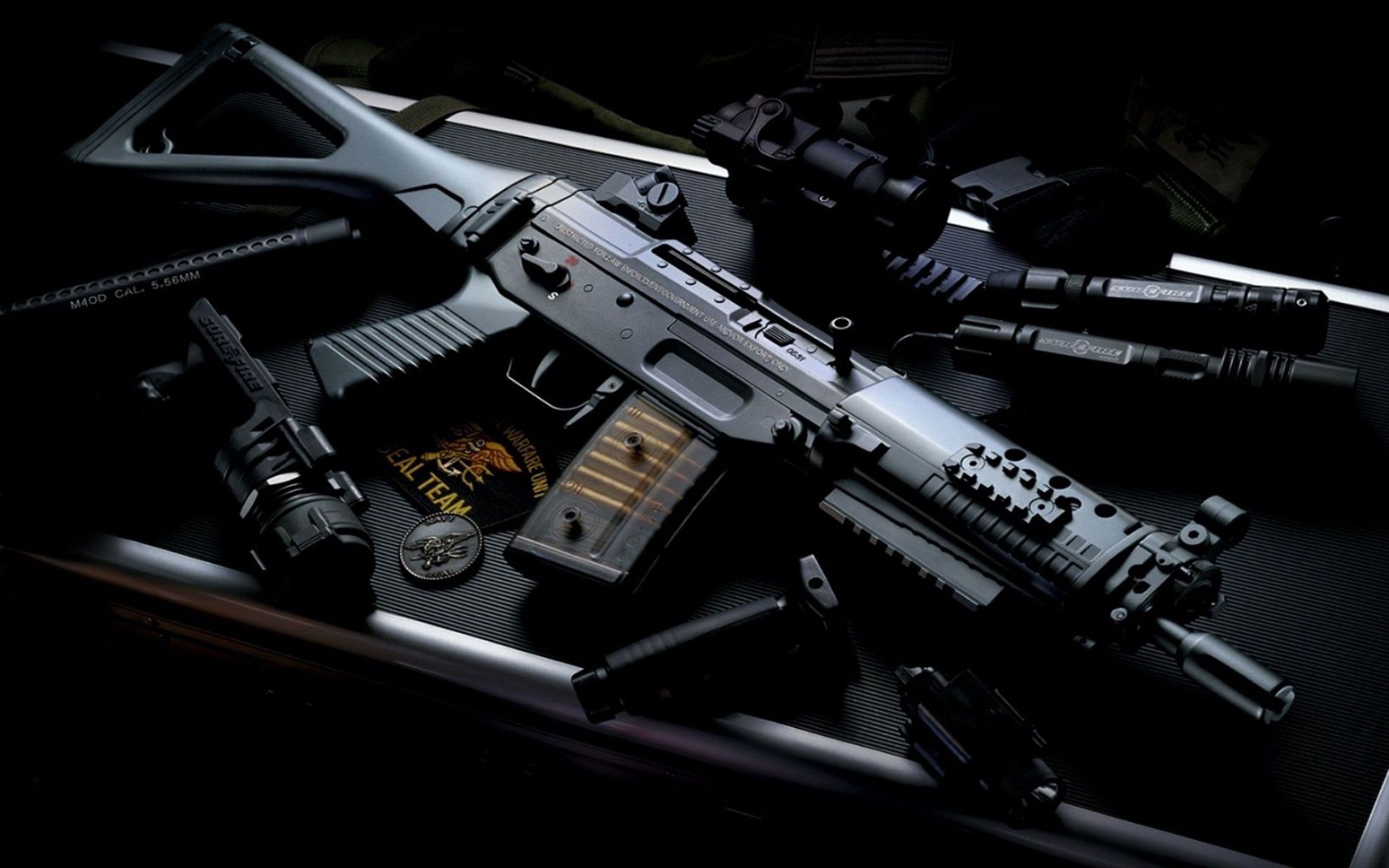185 Assault Rifle HD Wallpapers