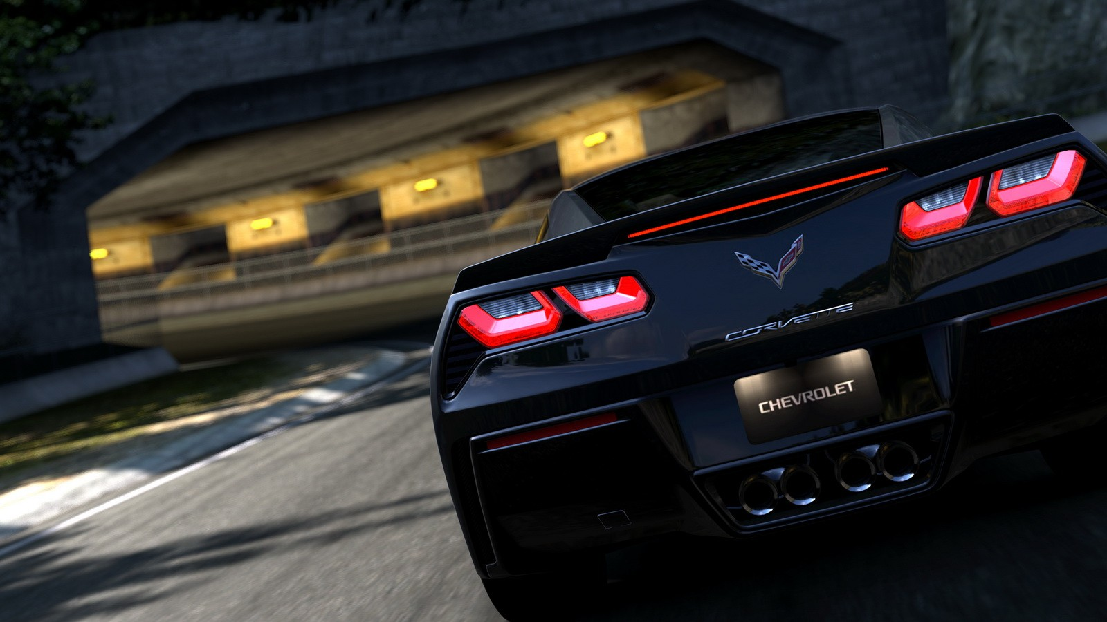 Chevrolet Corvette Wallpaper and Background 1600x900 ID384712