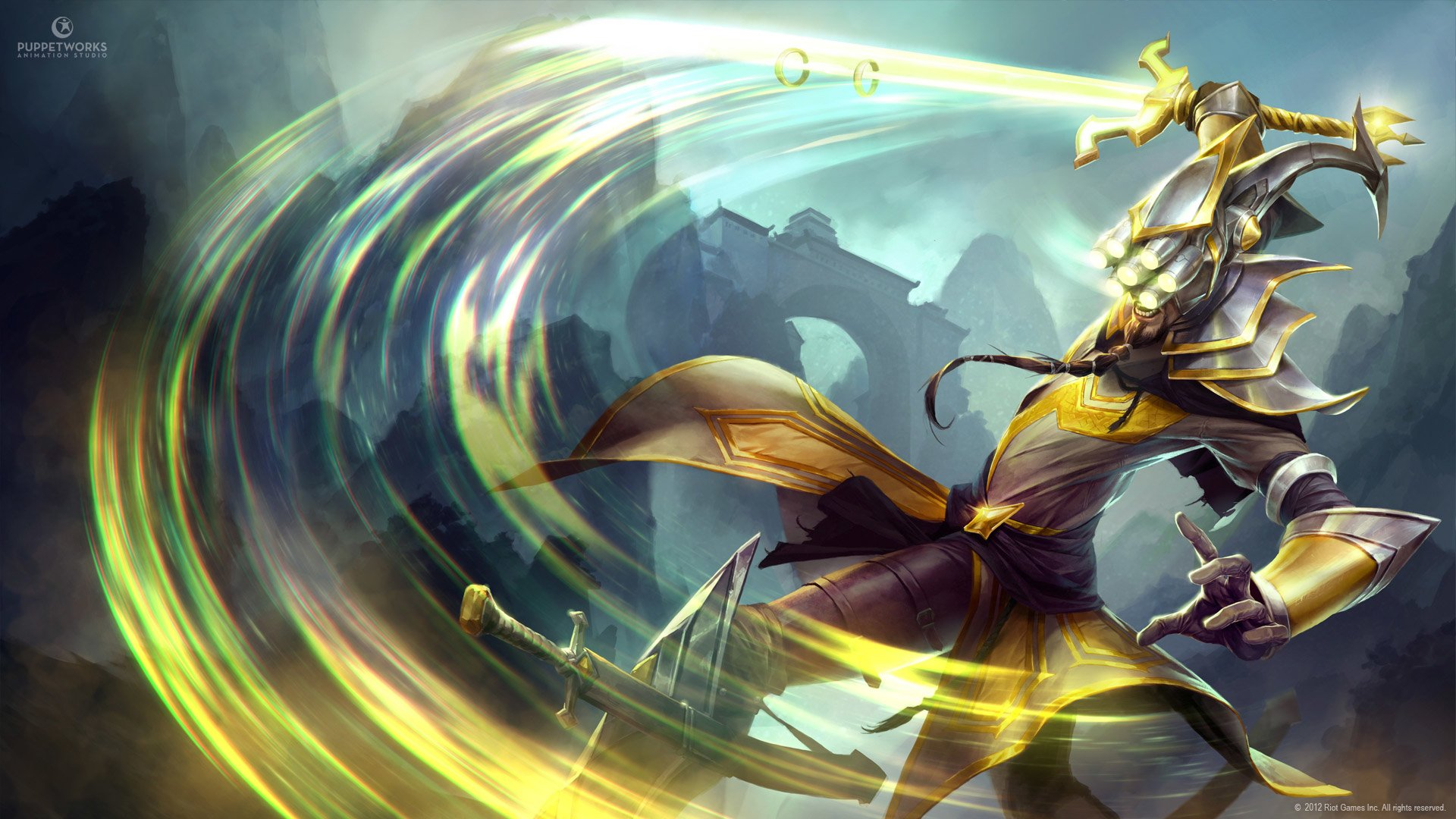 37 Master Yi League Of Legends HD Wallpapers