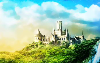 Fantasy - Slott Wallpapers and Backgrounds ID : 384130