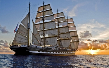 Vehicles - Sailing Ship Wallpapers and Backgrounds ID : 384277