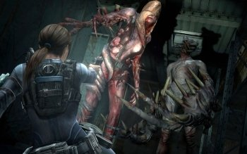 Computerspiel - Resident Evil: Revelations Wallpapers and Backgrounds ID : 384606