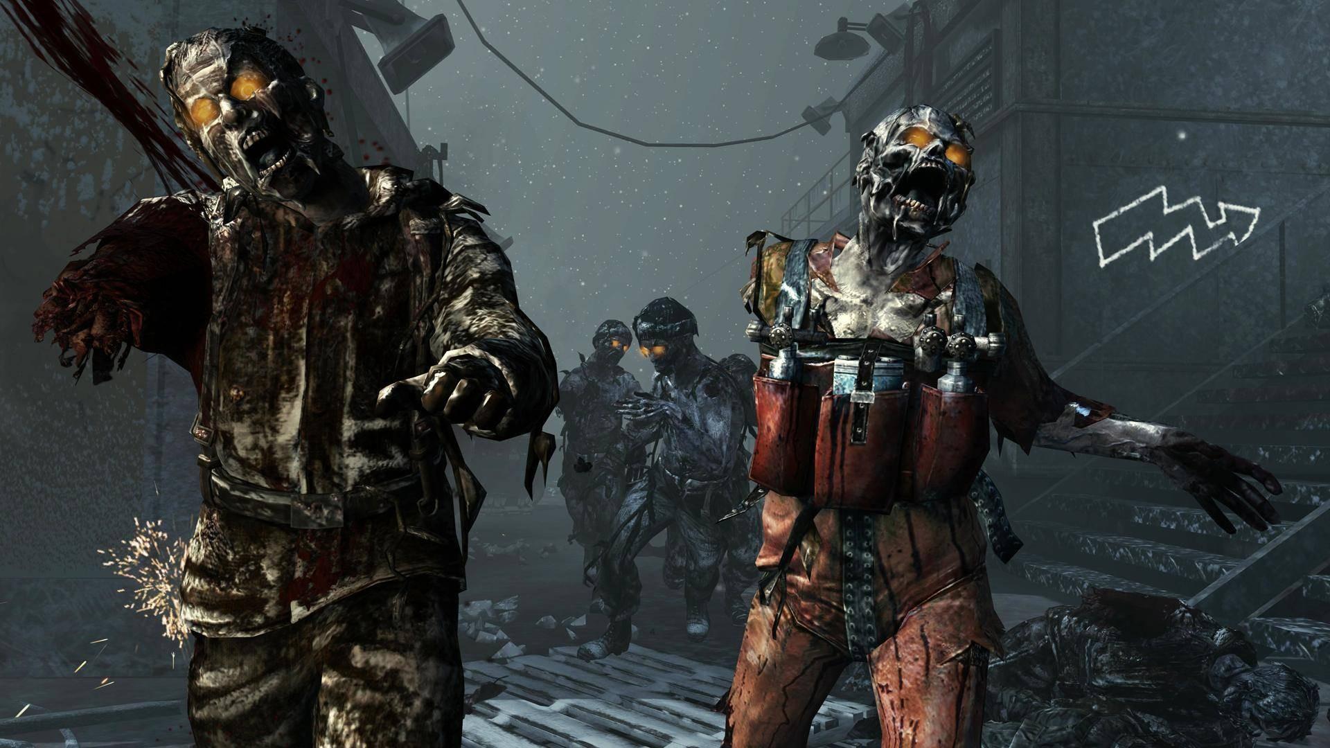 Call Of Duty: Black Ops II HD Wallpaper