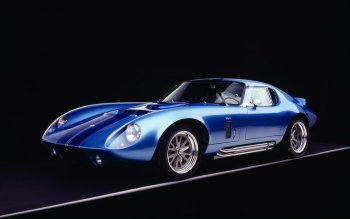 Voertuigen - Shelby Daytona Coupe  Wallpapers and Backgrounds ID : 385207