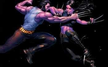 Comics - X-23 Wallpapers and Backgrounds ID : 385572