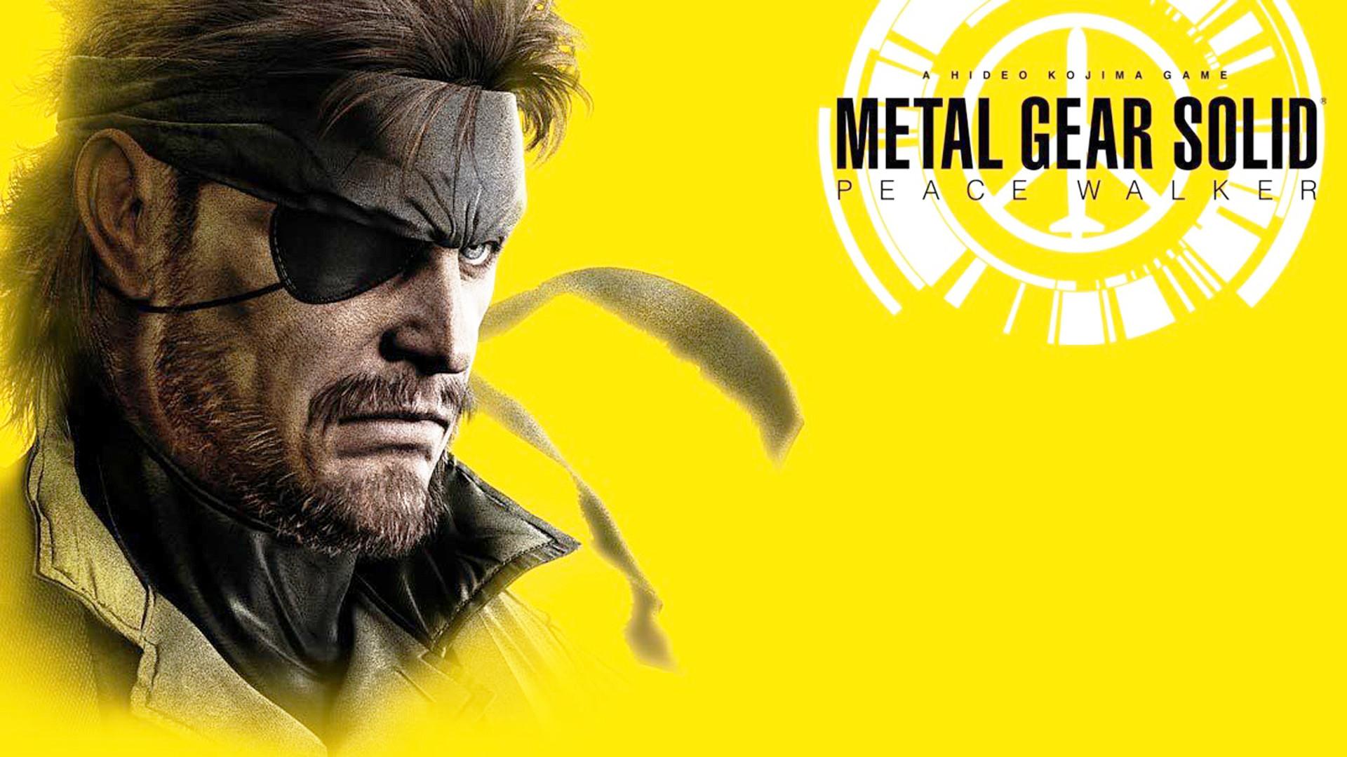Metal Gear Solid Peace Walker Wallpaper Metal Gear Solid