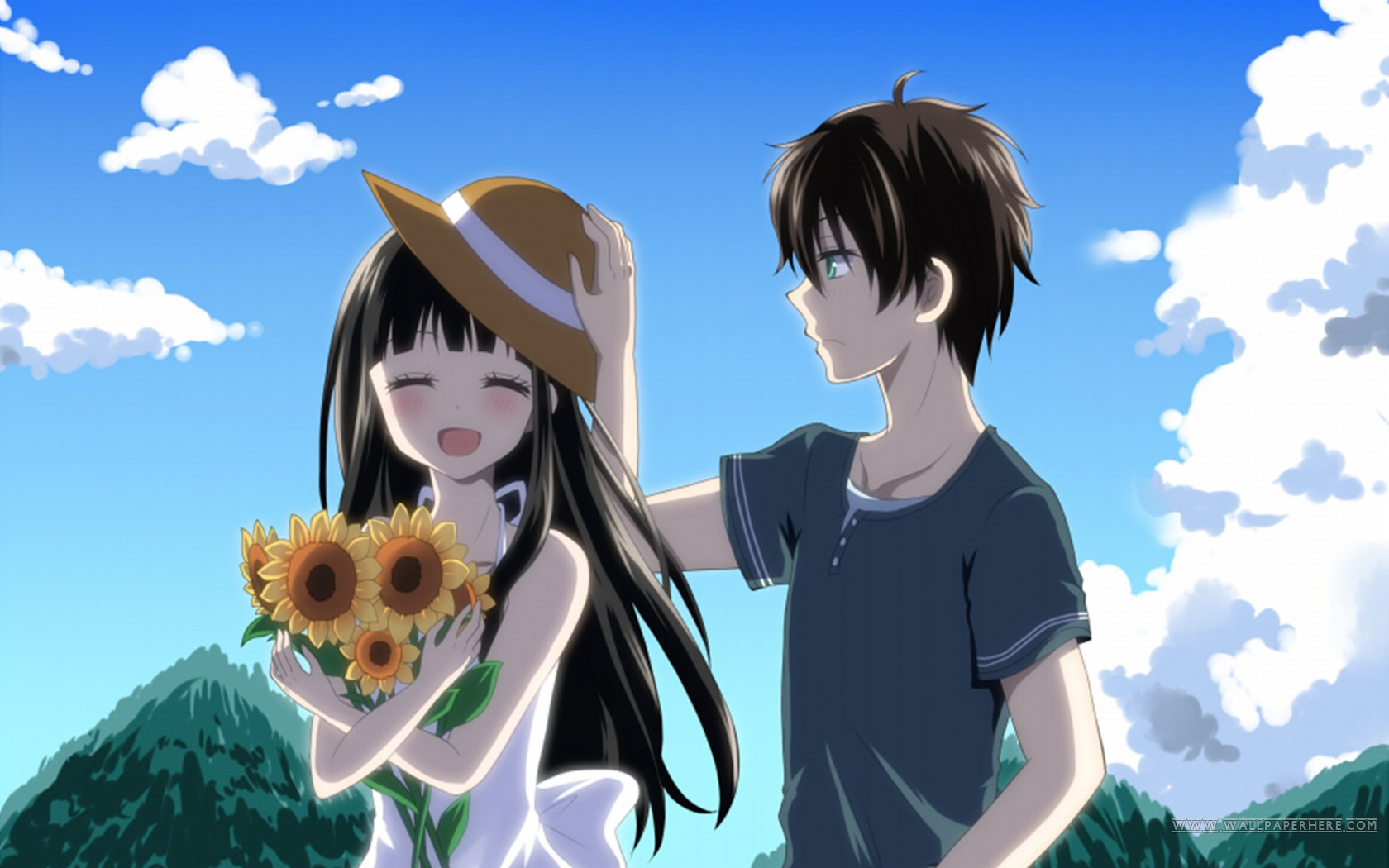 download kimi ni todoke wallpapers