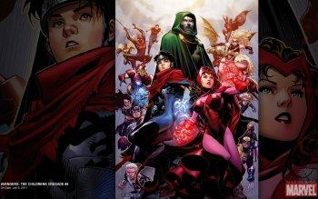Comics - Avengers: The Children's Crusade Wallpapers and Backgrounds ID : 386392