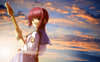 Anime - Angel Beats! Wallpapers and Backgrounds ID : 387048