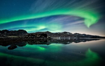 Earth - Aurora Borealis Wallpapers and Backgrounds ID : 387334