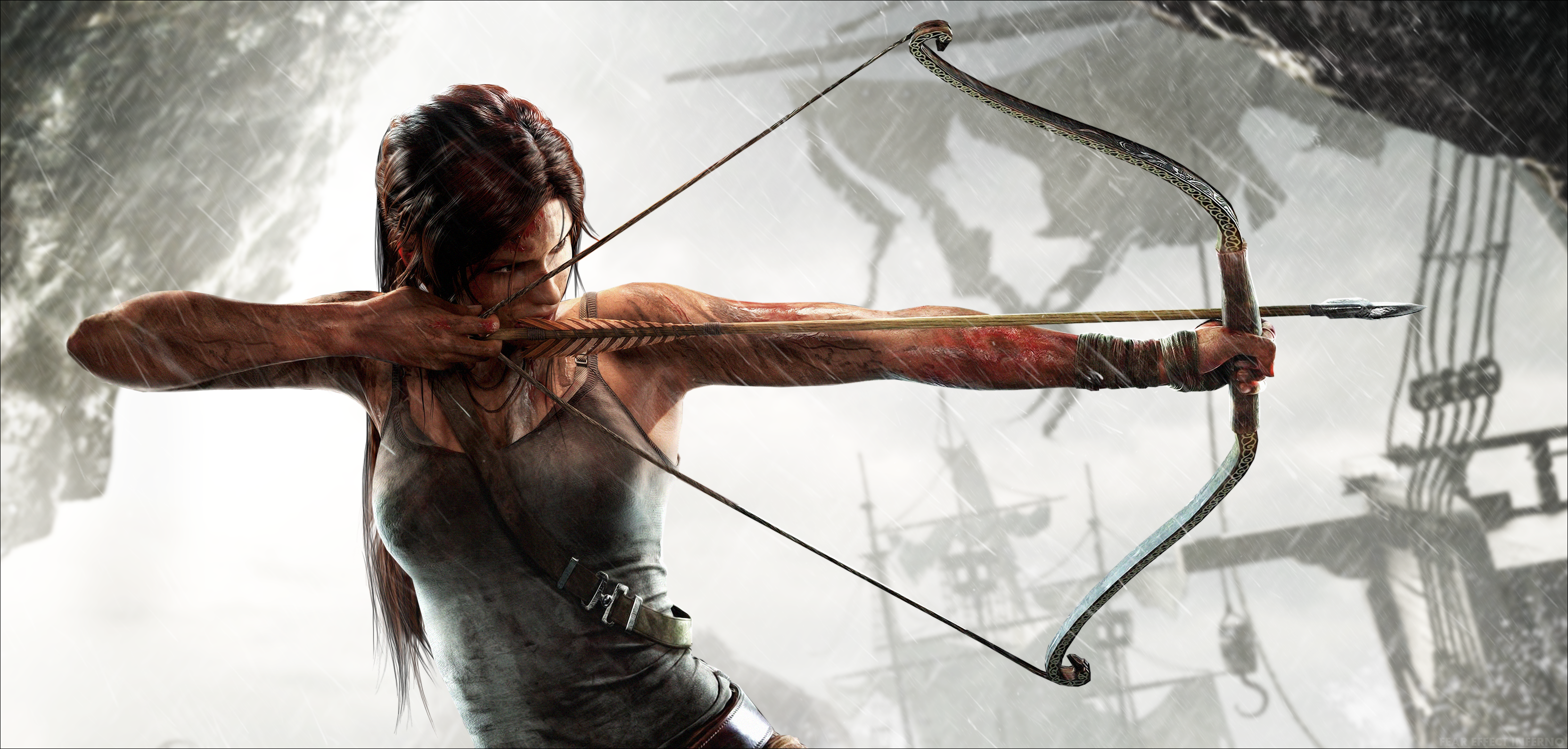 553 Tomb Raider Hd Wallpapers Background Images Wallpaper Abyss