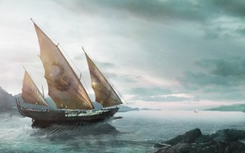 Fantasy - Ship Wallpapers and Backgrounds ID : 388038