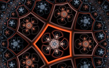 Abstract - Fractal Wallpapers and Backgrounds ID : 388559
