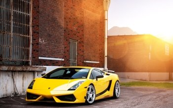 Fahrzeuge - Lamborghini Wallpapers and Backgrounds ID : 388973