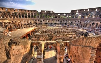 Man Made - Colosseum Wallpapers and Backgrounds ID : 388992