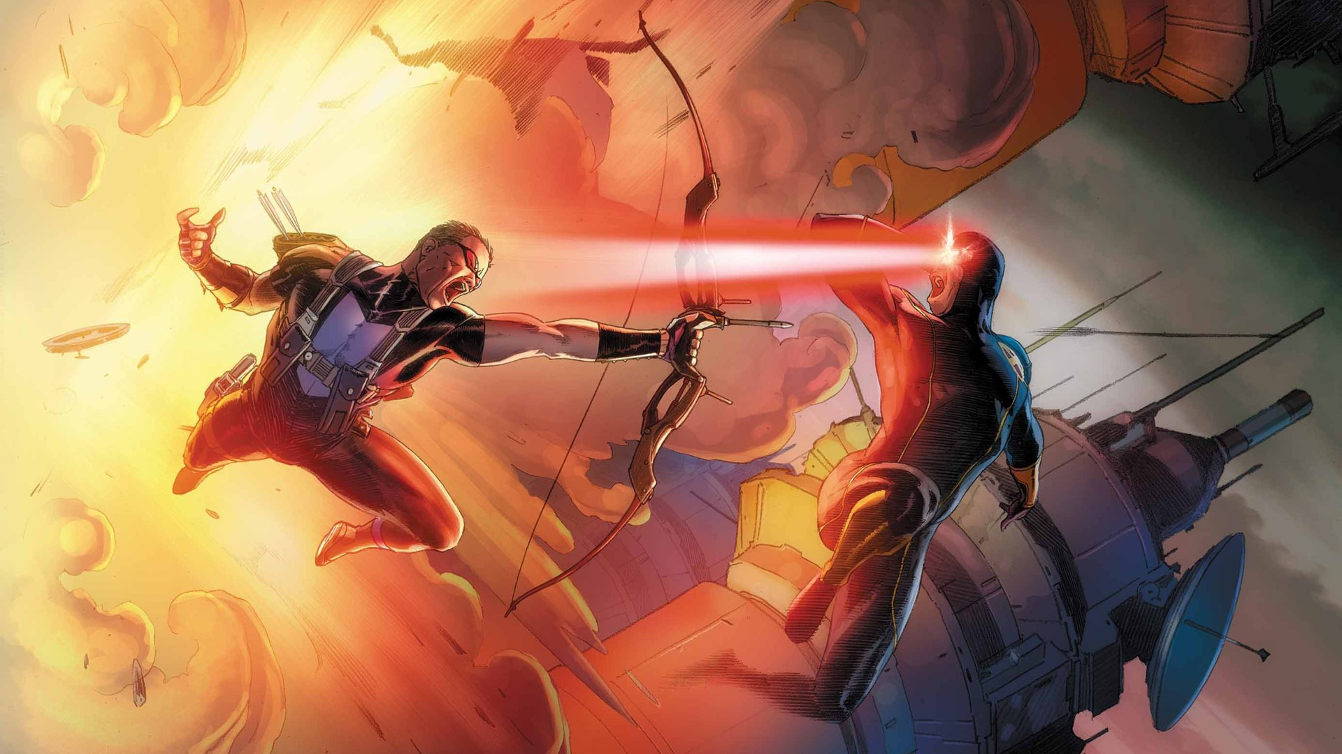 Avengers Vs X Men Hd Wallpaper Background Image 1920x1080