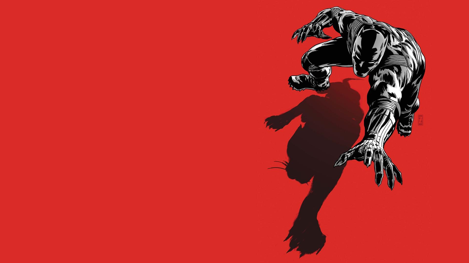 black panther hd wallpaper background