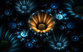 Abstract - Fractal Wallpapers and Backgrounds ID : 389264