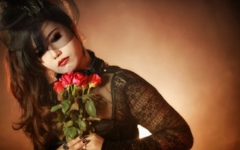Women - Oriental Wallpapers and Backgrounds ID : 389592