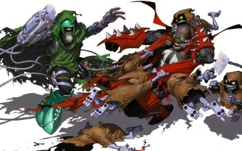 Comics - Spawn Wallpapers and Backgrounds ID : 389763