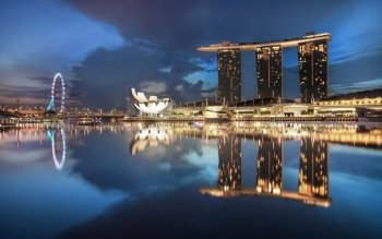Man Made - Singapore Wallpapers and Backgrounds ID : 389951