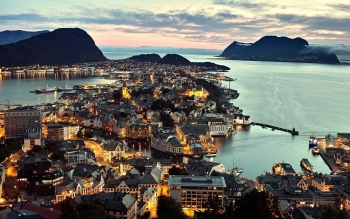 Man Made - Alesund Wallpapers and Backgrounds ID : 389986