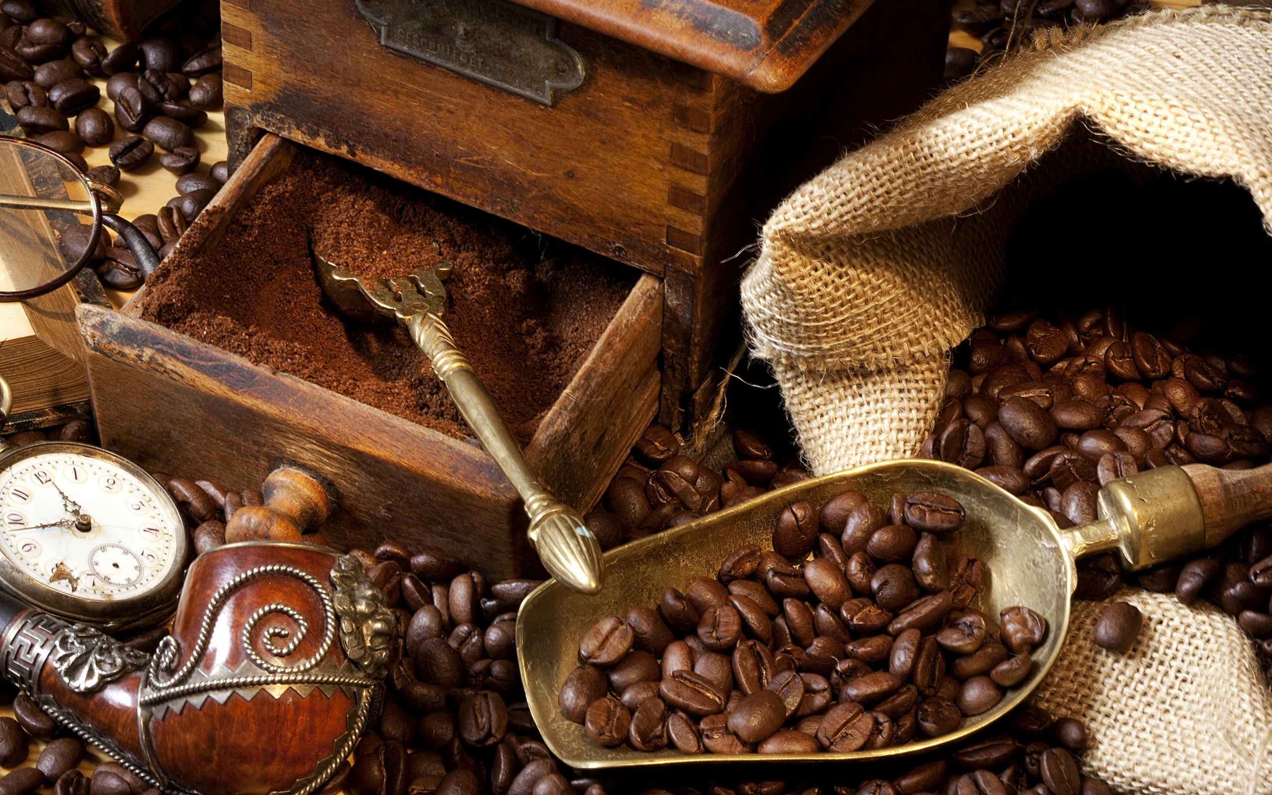 Coffee Full Hd Wallpaper And Background Image 2560x1600