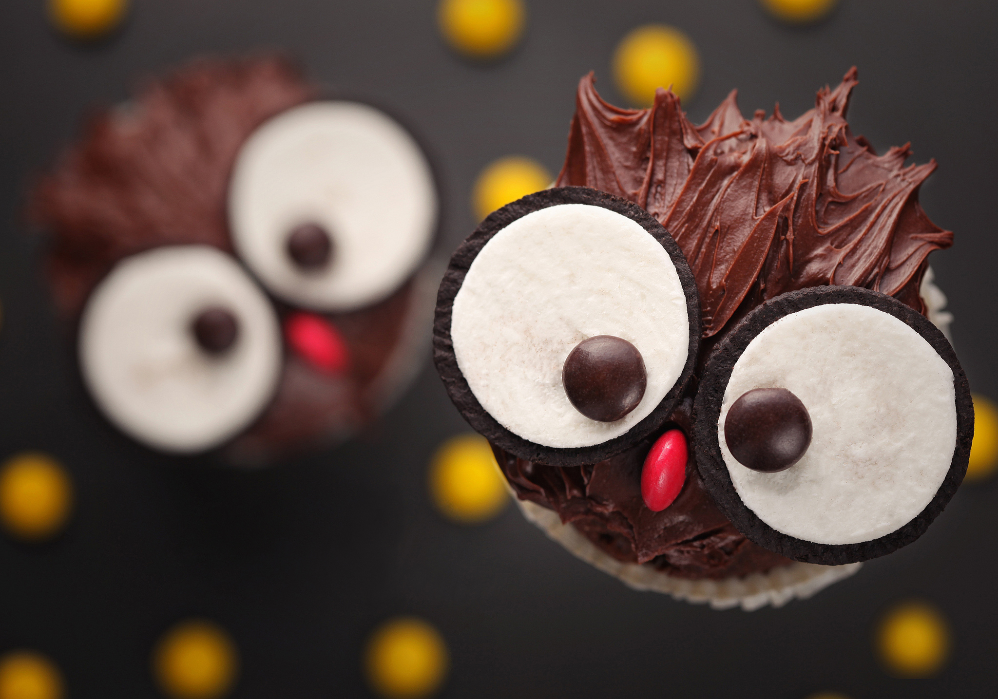 Fondos De Pantalla De Chocolates: Cupcake Fond D'écran HD