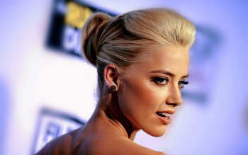 Celebrity - Amber Heard Wallpapers and Backgrounds ID : 390755