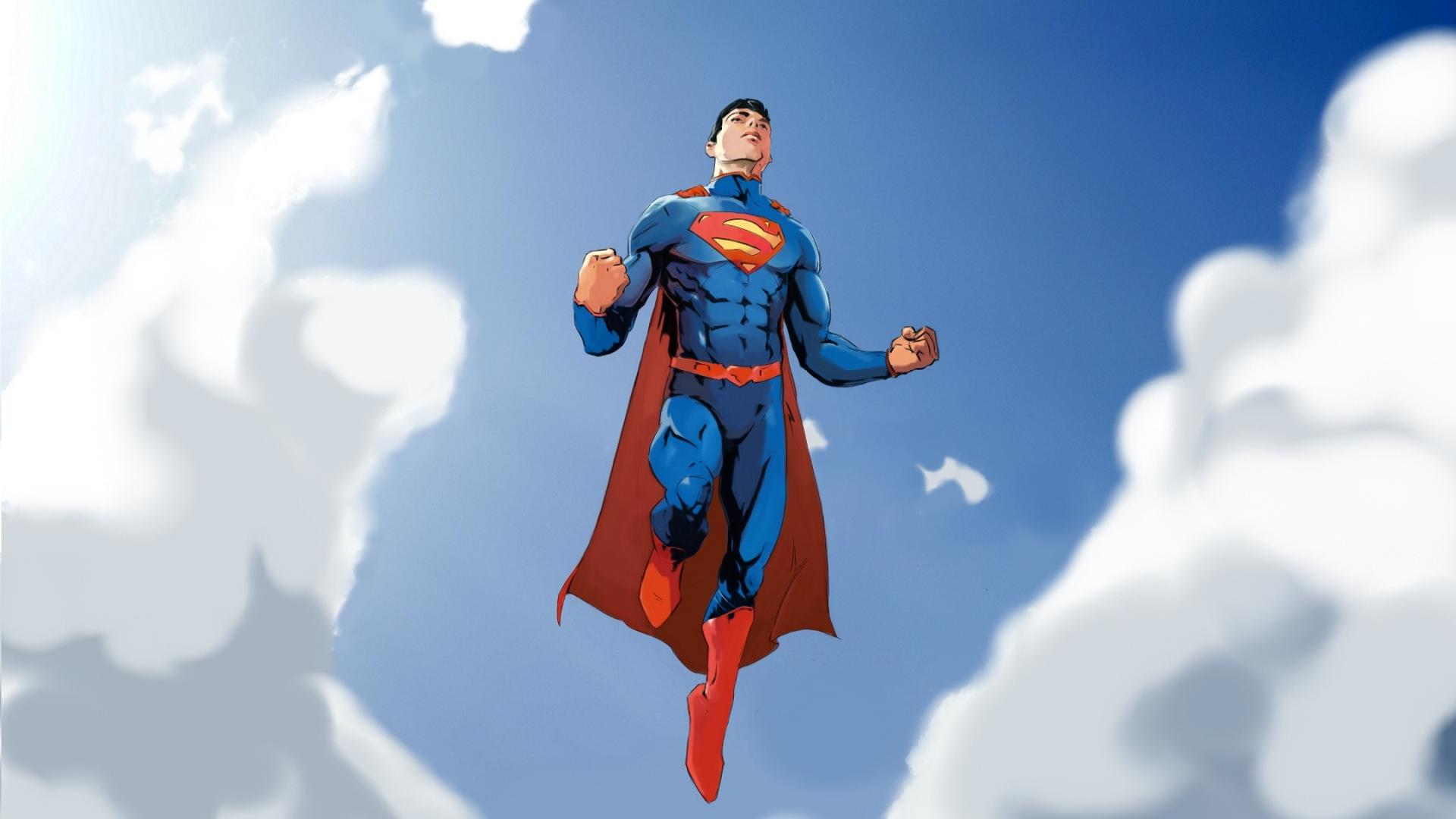 Superman full hd wallpaper and background image 1920x1080 id comics superman wallpaper voltagebd Choice Image