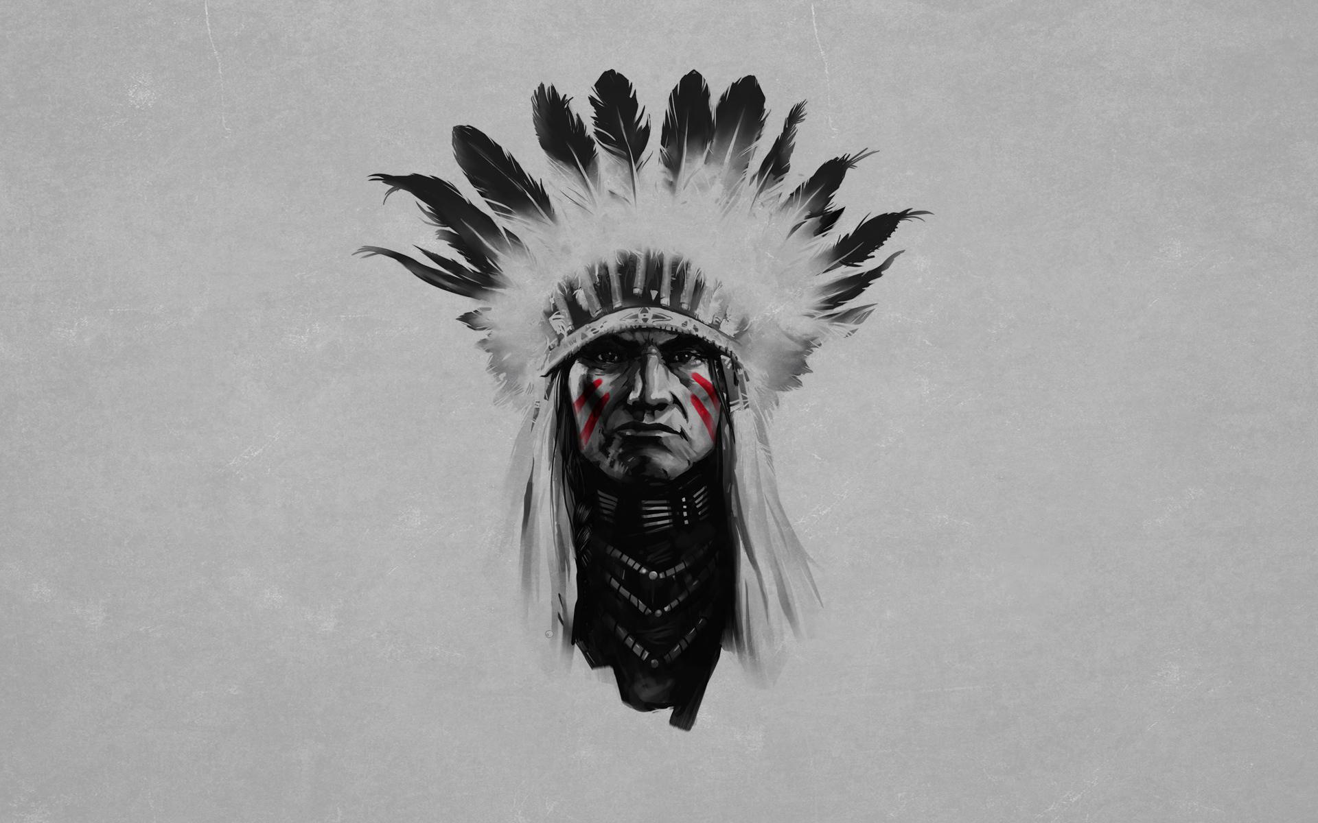 Native american full hd wallpaper and background image 1920x1200 artistic native american wallpaper voltagebd Choice Image