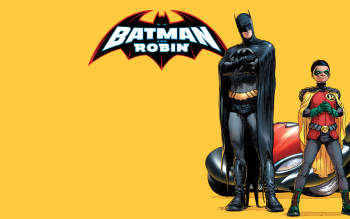 Comics - Batman & Robin Wallpapers and Backgrounds ID : 391288