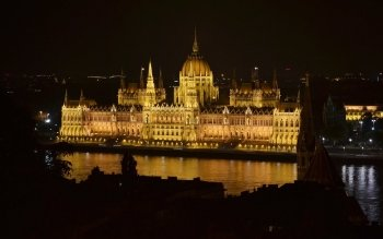 Man Made - Hungarian Parliament Building Wallpapers and Backgrounds ID : 391476