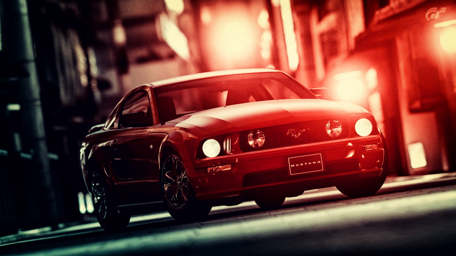 Ford Mustang Hd Wallpaper Background Image 1920x1080 Id 392048 Wallpaper Abyss
