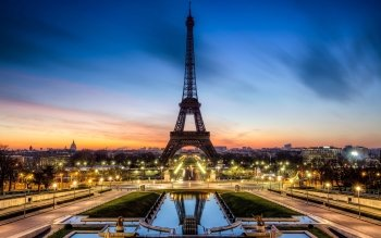 251 Eiffel Tower Hd Wallpapers Background Images